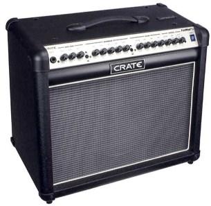 Гитарный комбо усилитель crate fw 65